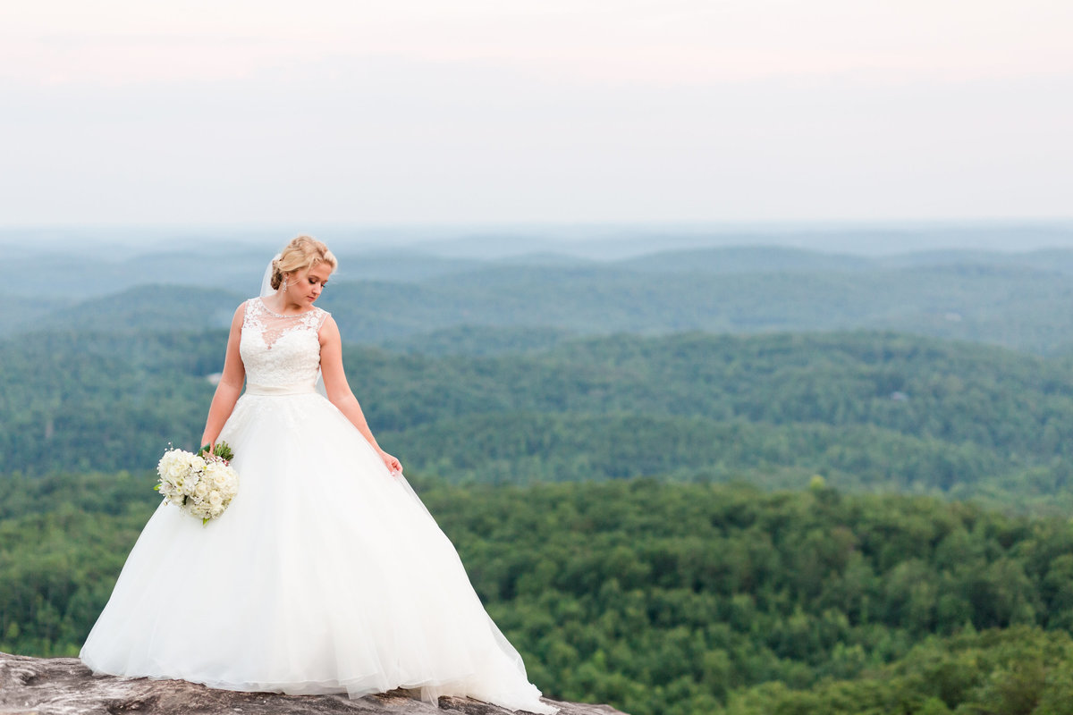 Greenville Bridal Portraits | Jenny Williams Photography 1