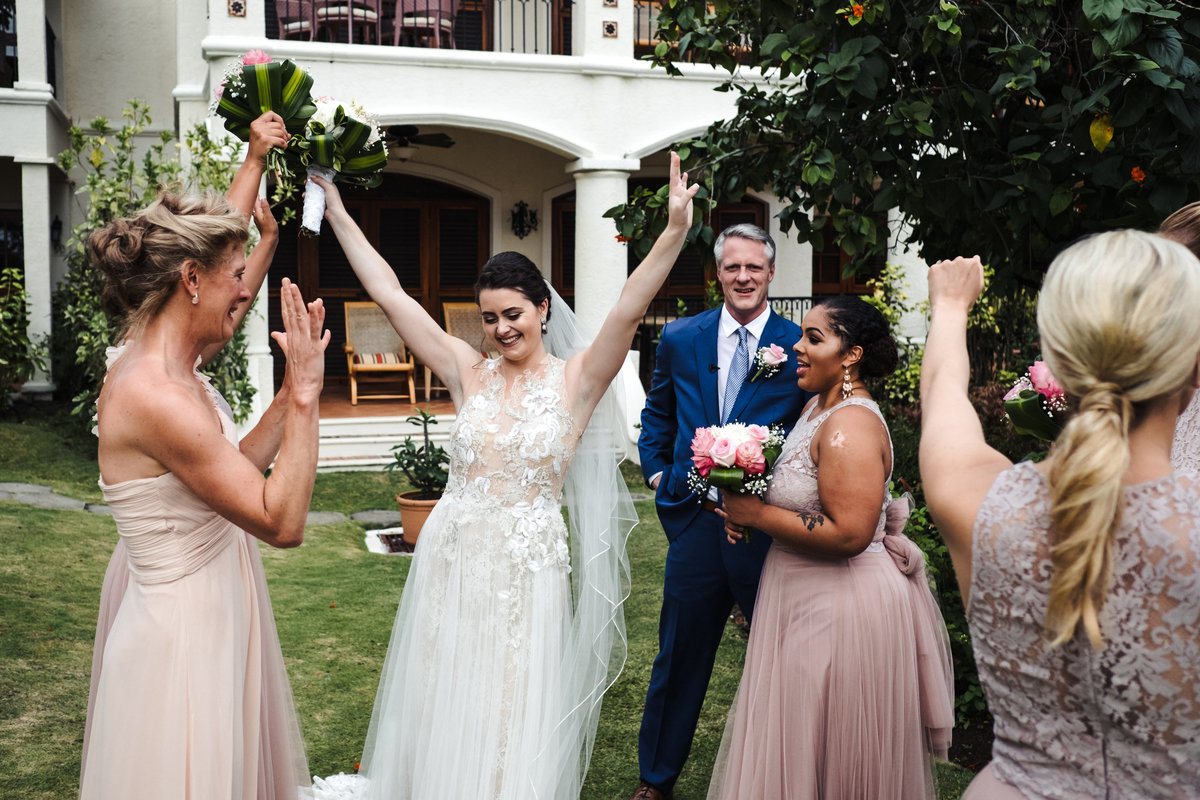 Cap Maison St Lucia Destination Wedding - 150