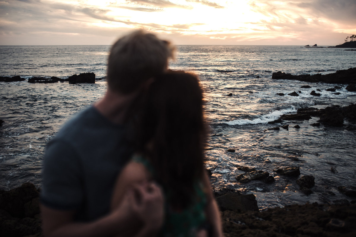 Laguna Beach Engagement Session - 070