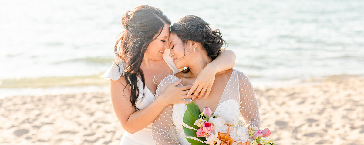 lesbian-gay-lgbtq-beach-wedding-south-haven-michigan
