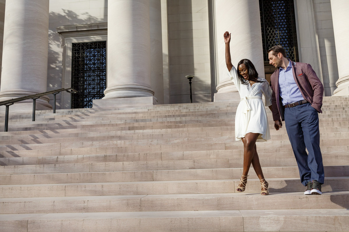 National_Portrait_Gallery_Washington_Engagement_Session_Amy_Anaiz_015