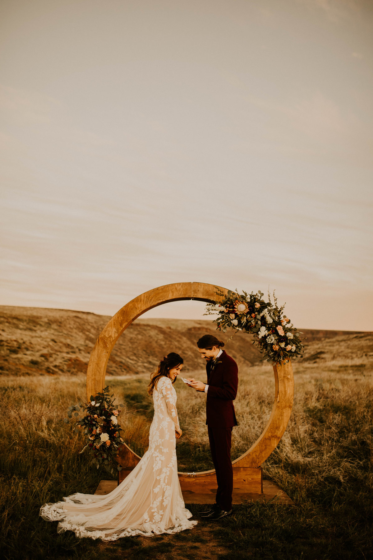 Sunset Point Styled Elopement | Allison Slater Photography105