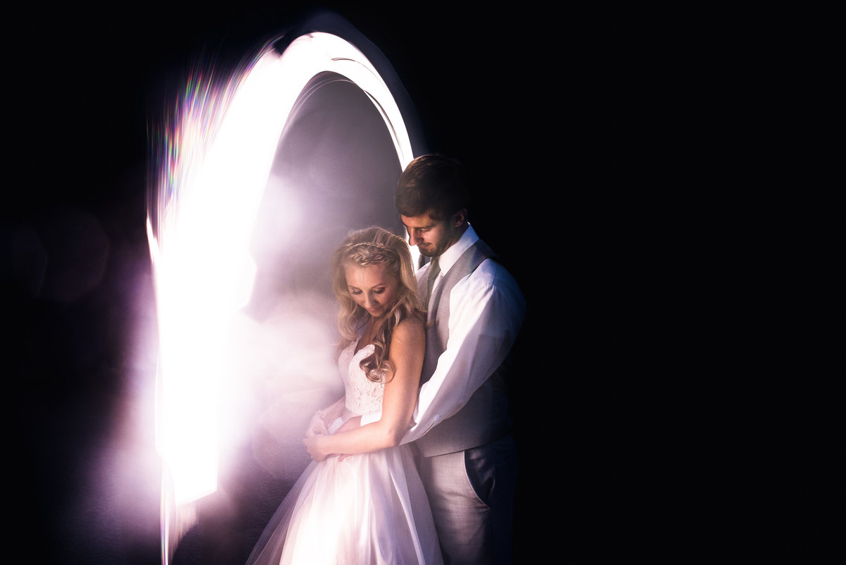 Vinson-Images-Fayetteville-Arkansas-NWA-Wedding-Photographer-light-painting