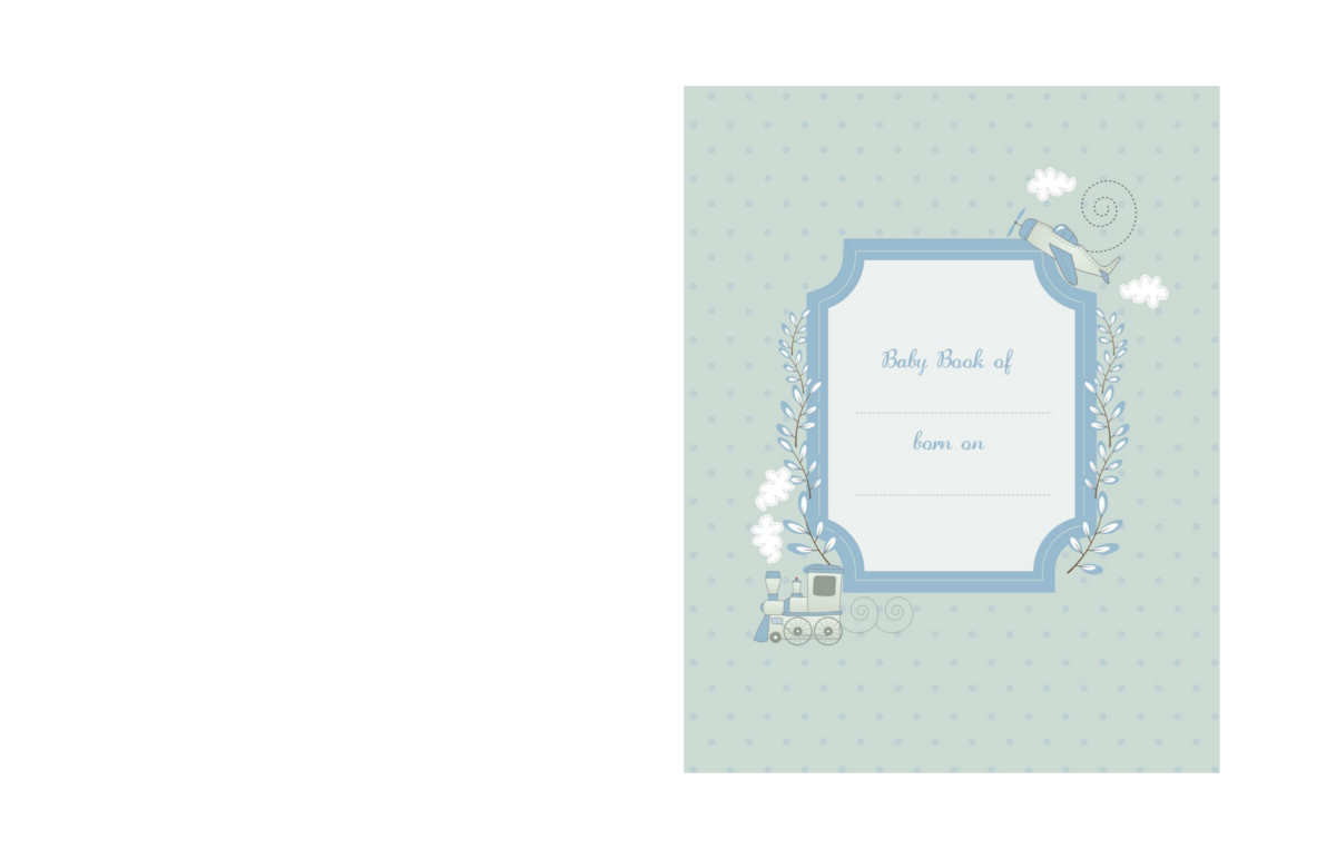 Baby-Book-Pages-Blue-cover