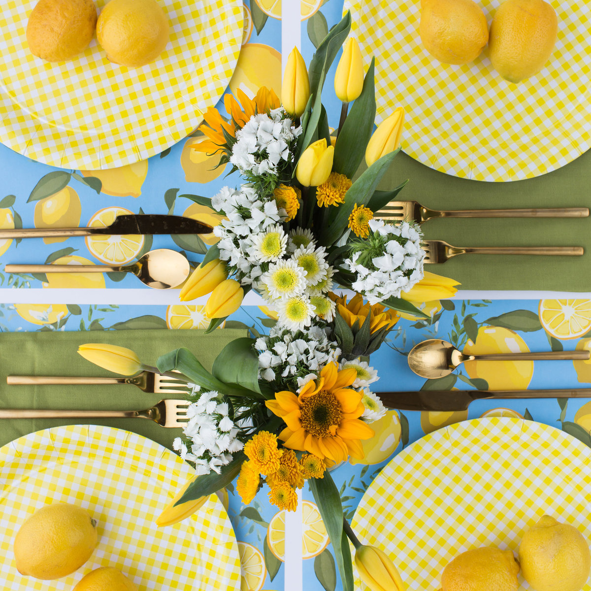 Lemon-tablescape
