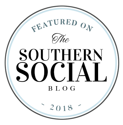 Alexa Kay Events has been featured on The Southern Social Blog