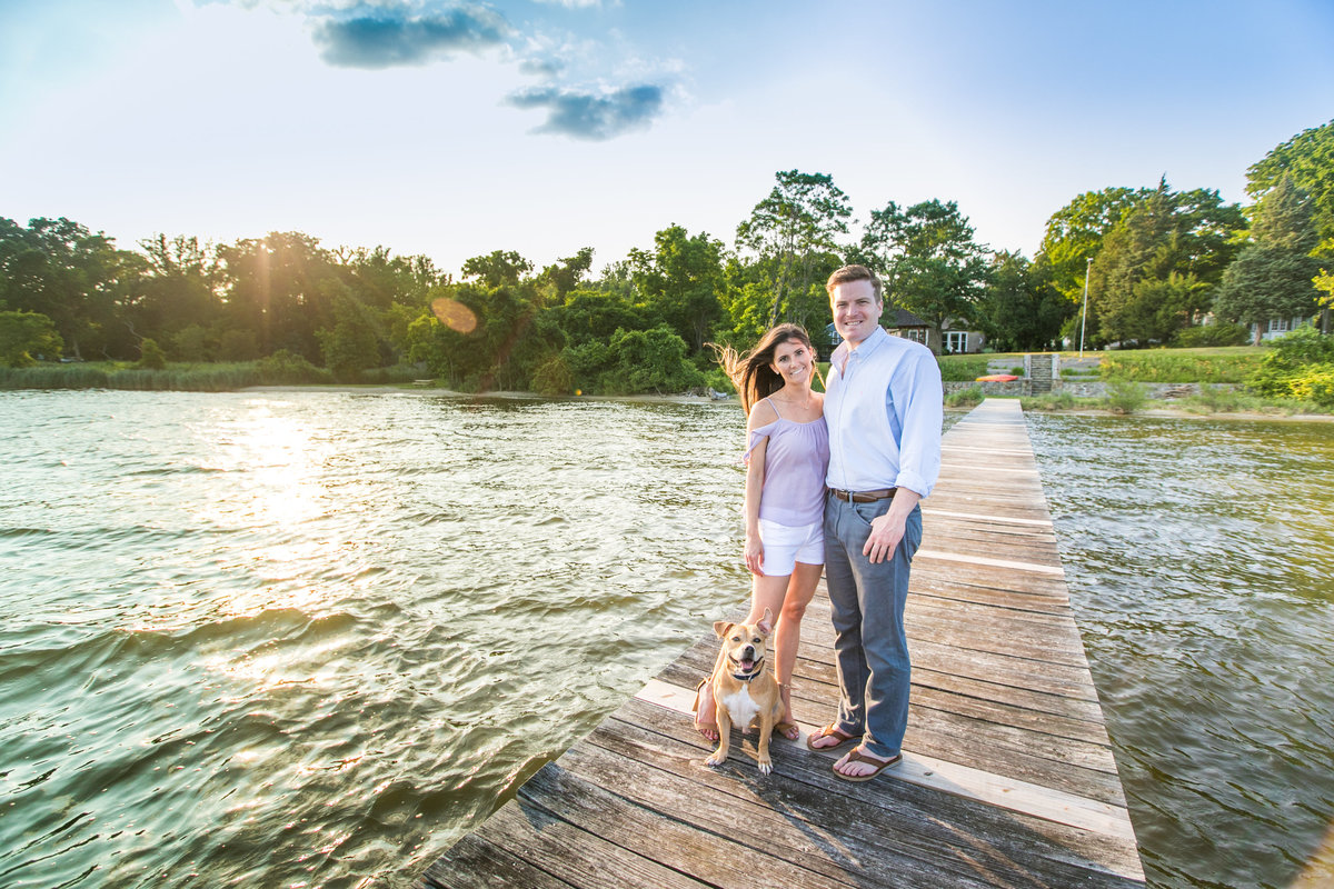 Maryland-Engagement-Photos-Dock-waterfront