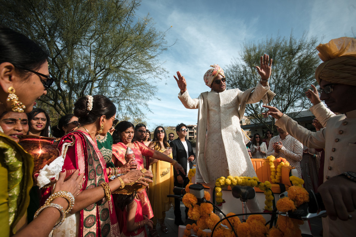 Andaz Indian Wedding Scottsdale-10