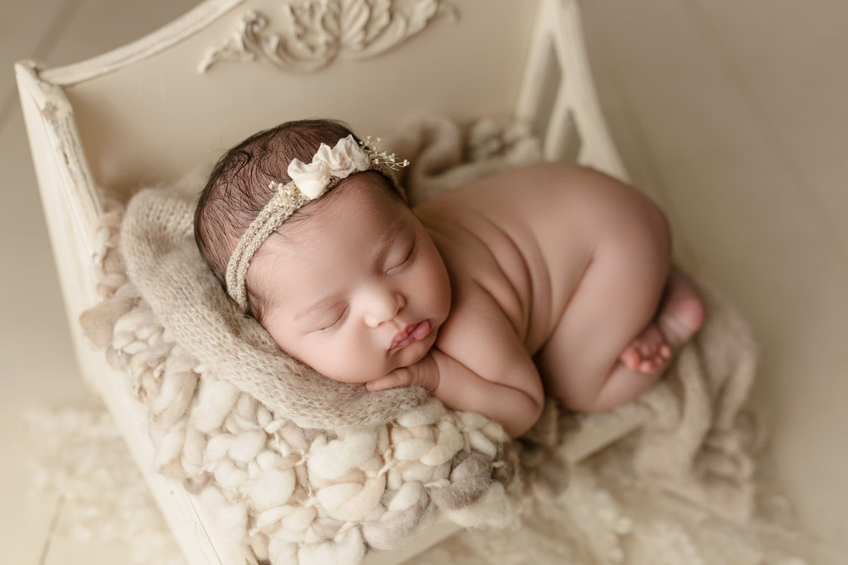Nashville Newborn Session