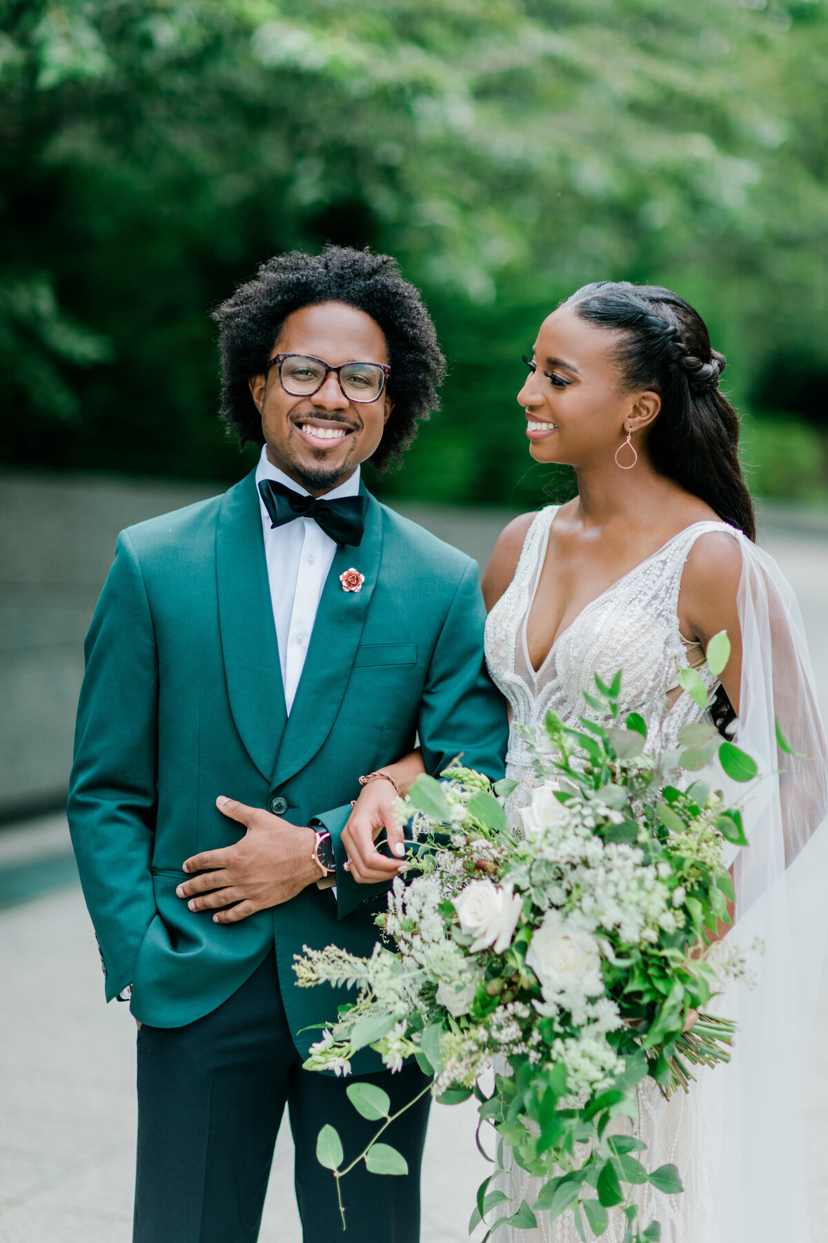 Solomon_Tkeyah_Micro_COVID_Wedding_Washington_DC_War_Memorial_MLK_Memorial_Linoln_Memorial_Angelika_Johns_Photography-3801