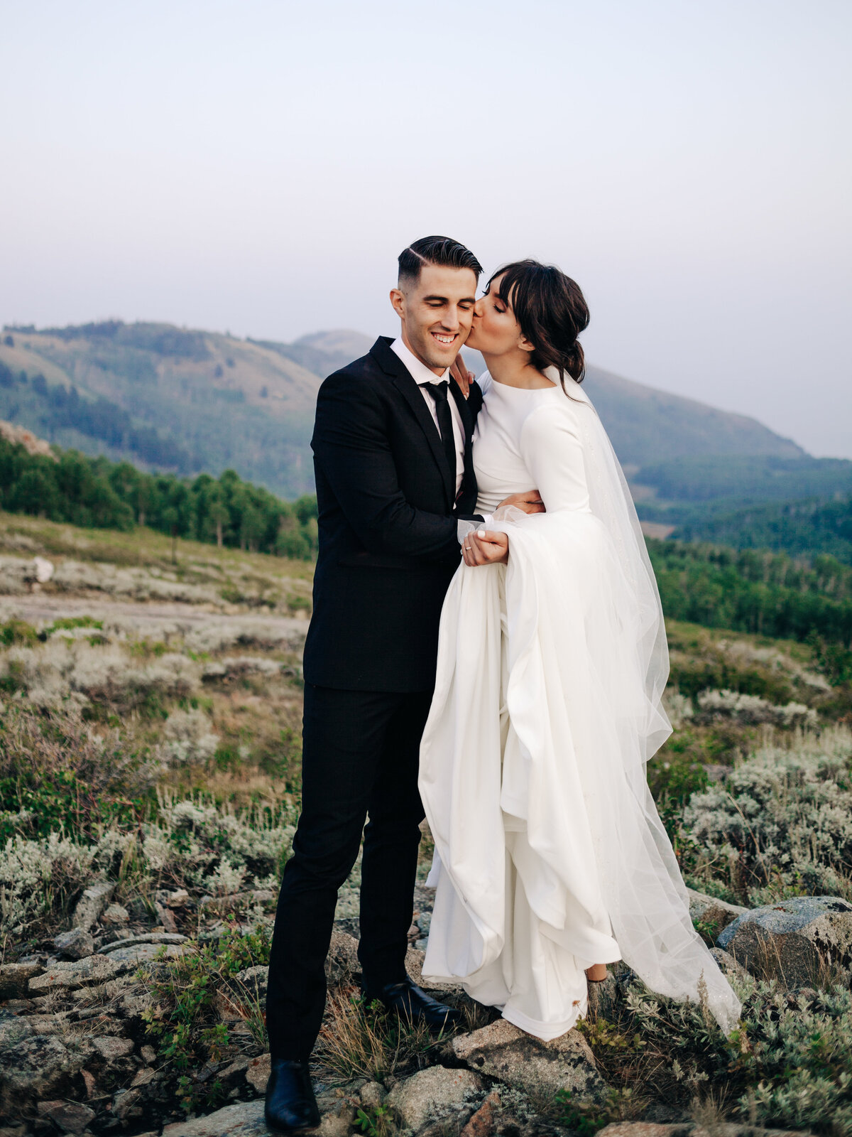 Kylie and Mitch Utah Bridal Session 94