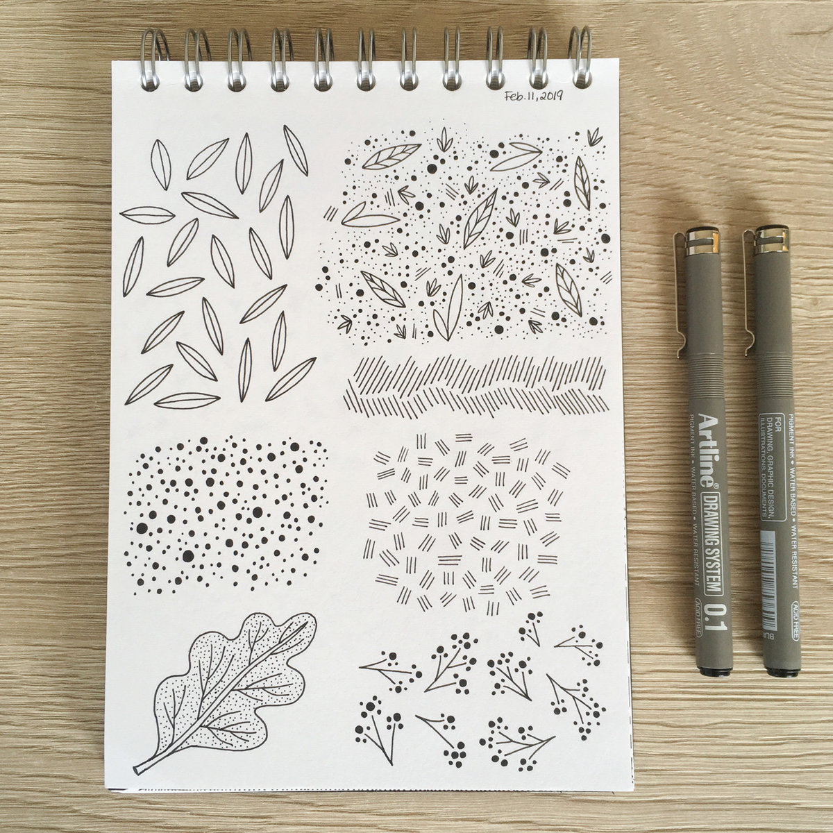 Patterns-in-Ink