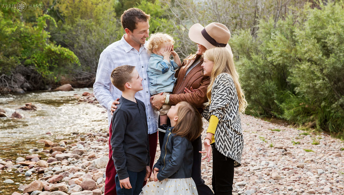Colorado Family Photographer in Boulder