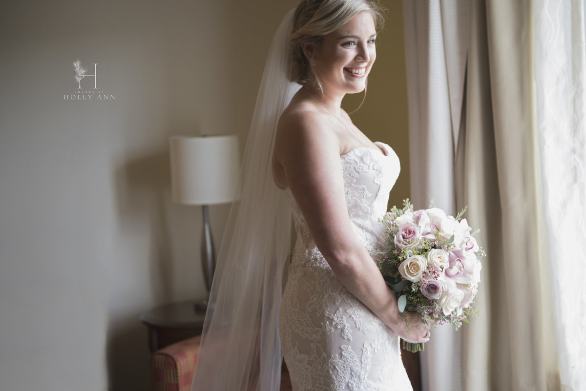 bride wedding portrait sterling  massachusetts