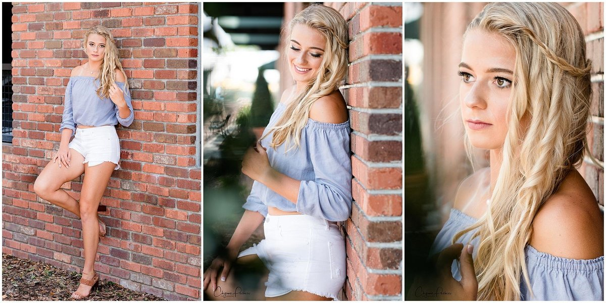 Orlando Senior Portraits