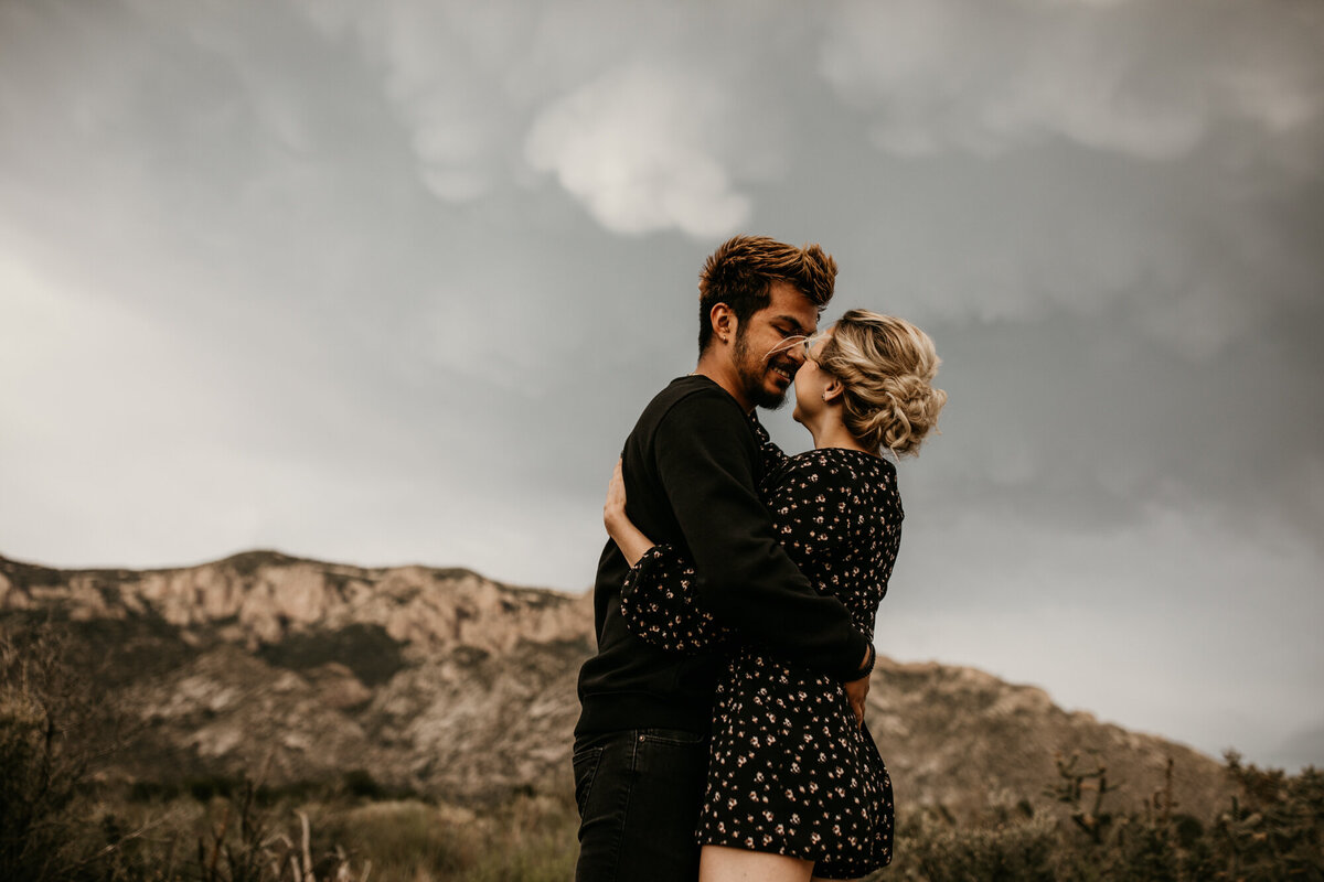 Sandia-Foothills-Engagement-Photography-Albuquerque-36
