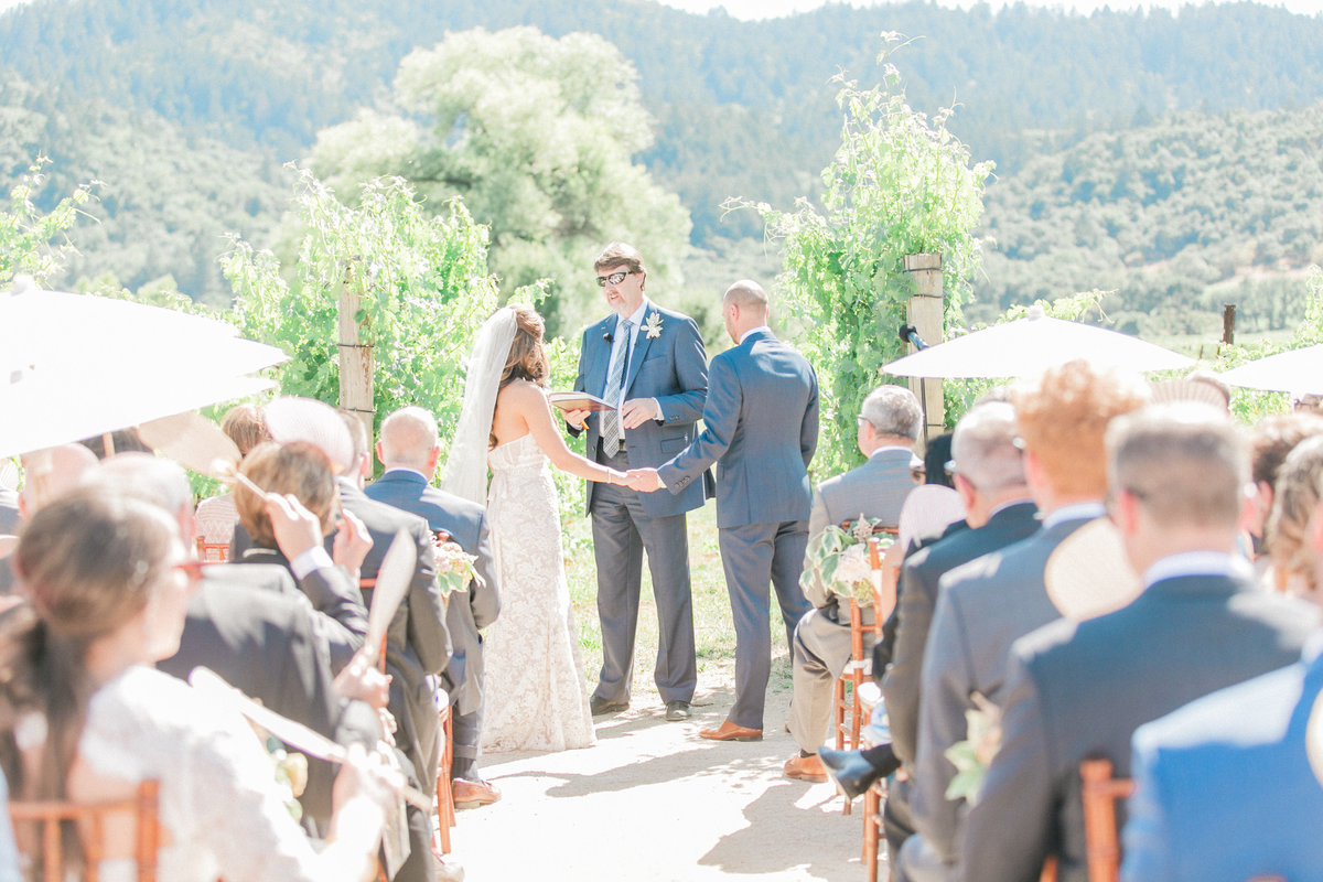 Napa Wine Country Wedddings