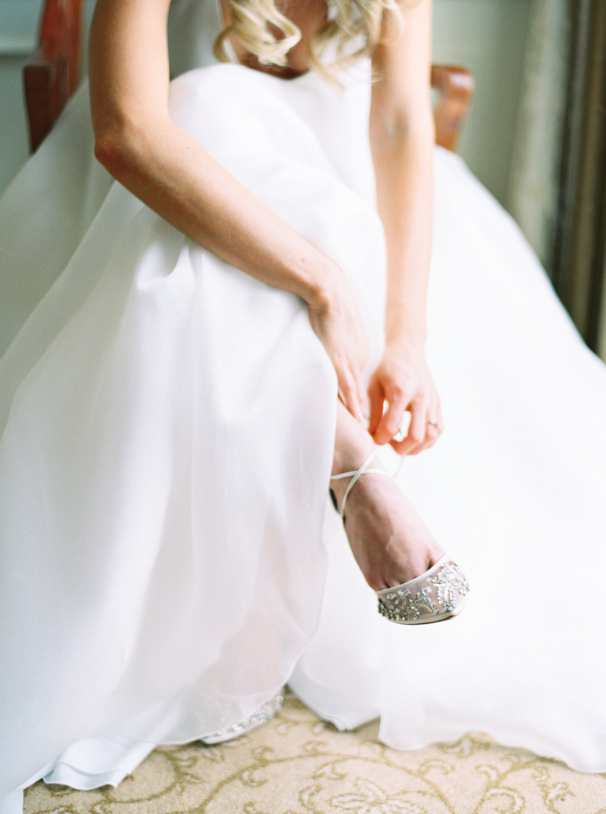 Bella Belle Wedding Shoes