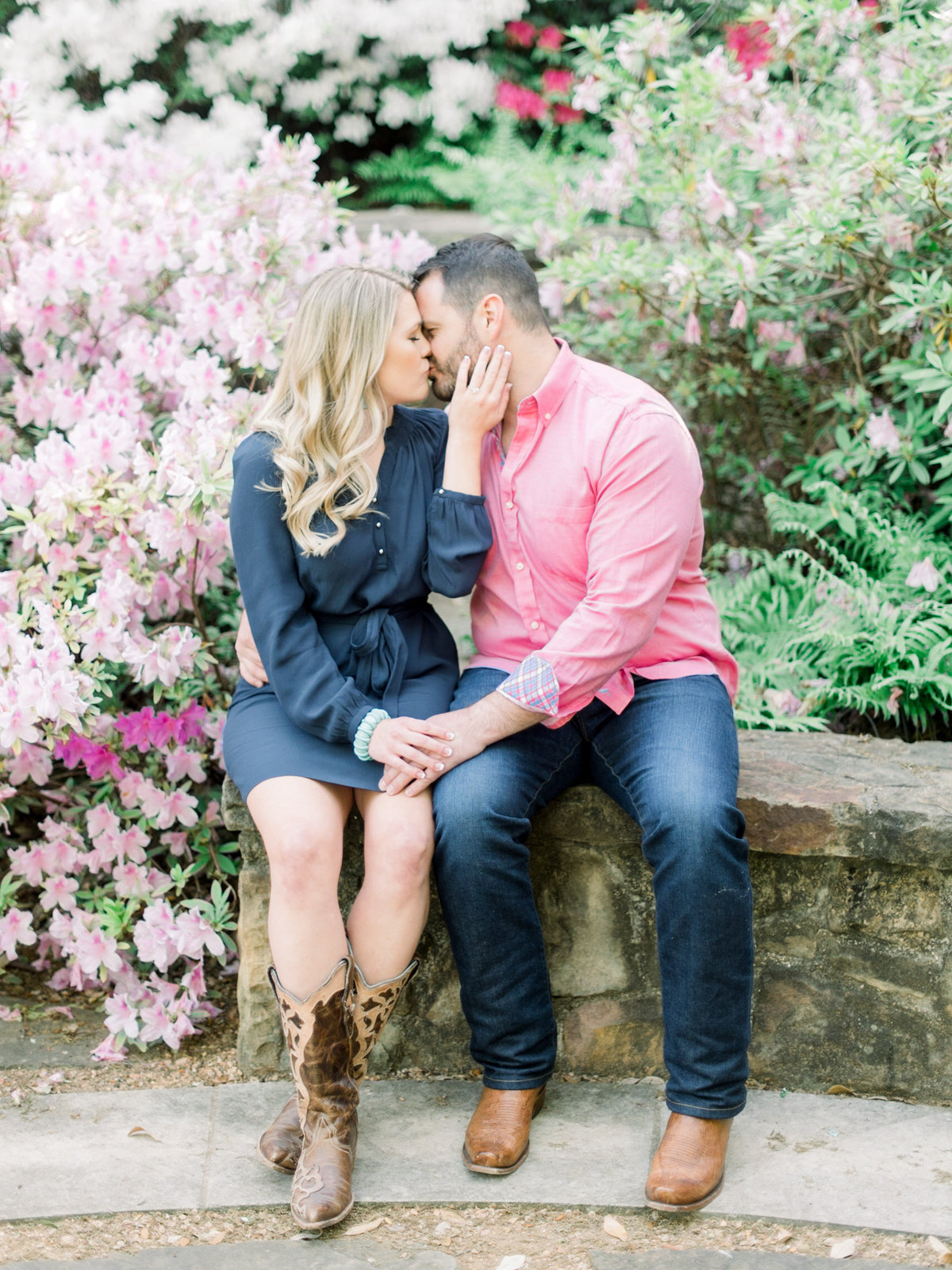 Courtney Hanson Photography - Dallas Spring Engagement Photos-2354