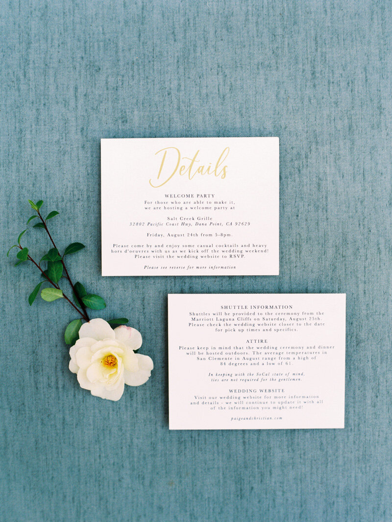 pirouettepaper.com | Wedding Stationery, Signage and Invitations | Pirouette Paper Company | Invitations | Jordan Galindo Photography _ (35)