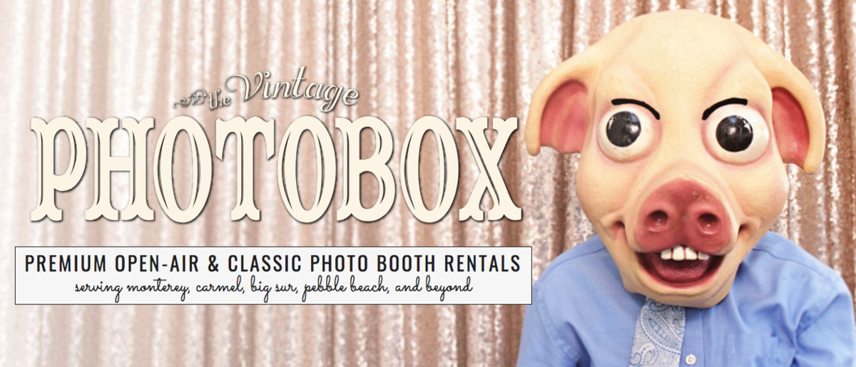 Pick Your Event Type for Photobooth Rentals | The Vintage PhotoBox™