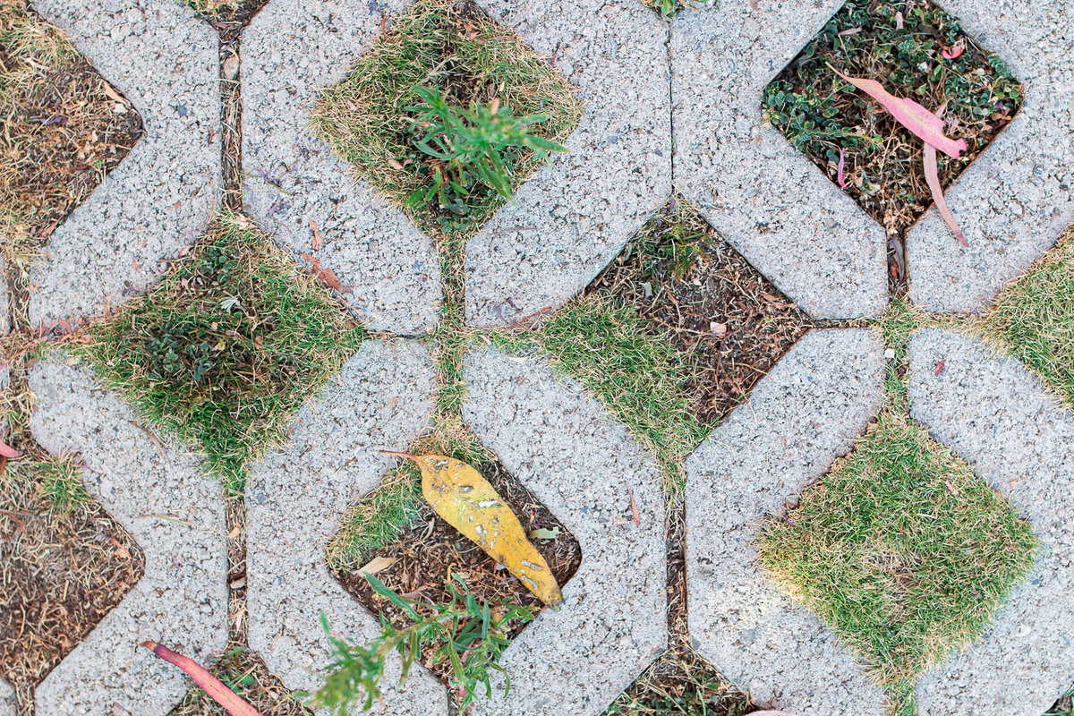 geometric outdoor tile photography