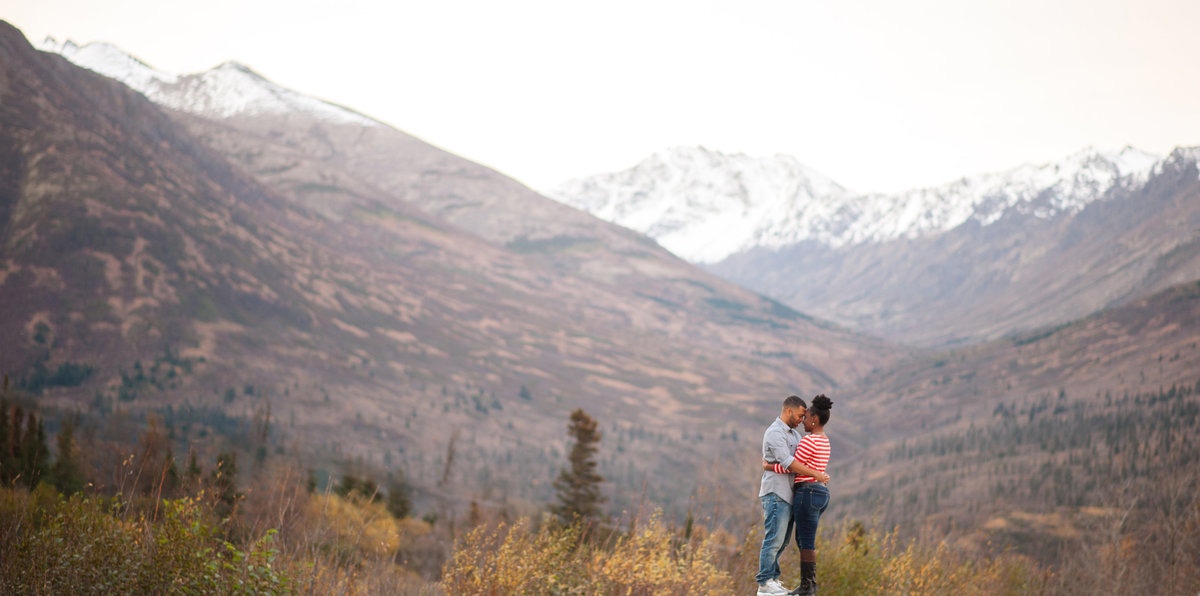 Arctic Valley, Alaska Portraits | The Locklears | Sachel Samone Photography_-19