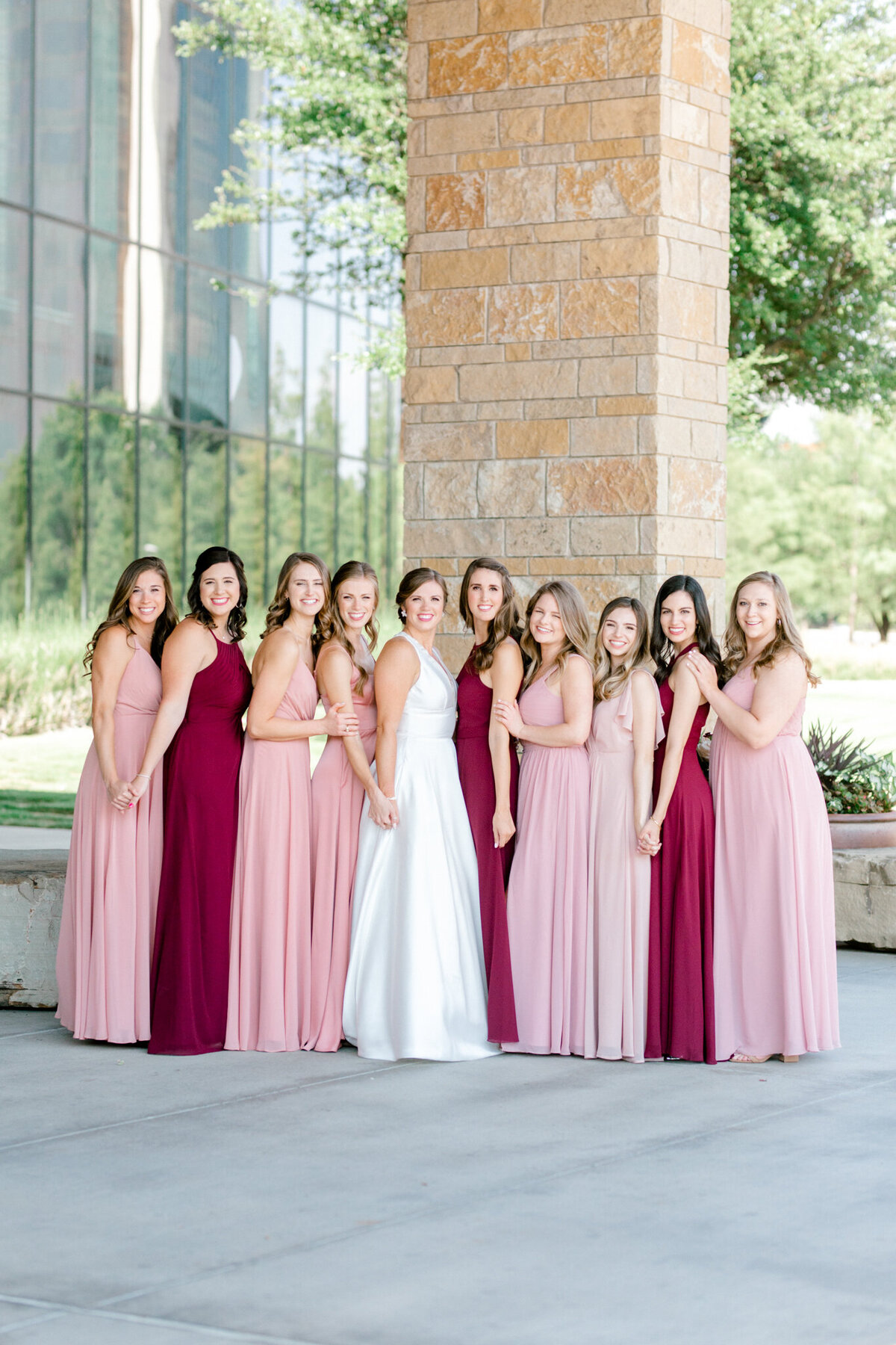 Kaylee & Michael's Wedding at Watermark Community Church | Dallas Wedding Photographer | Sami Kathryn Photography-82