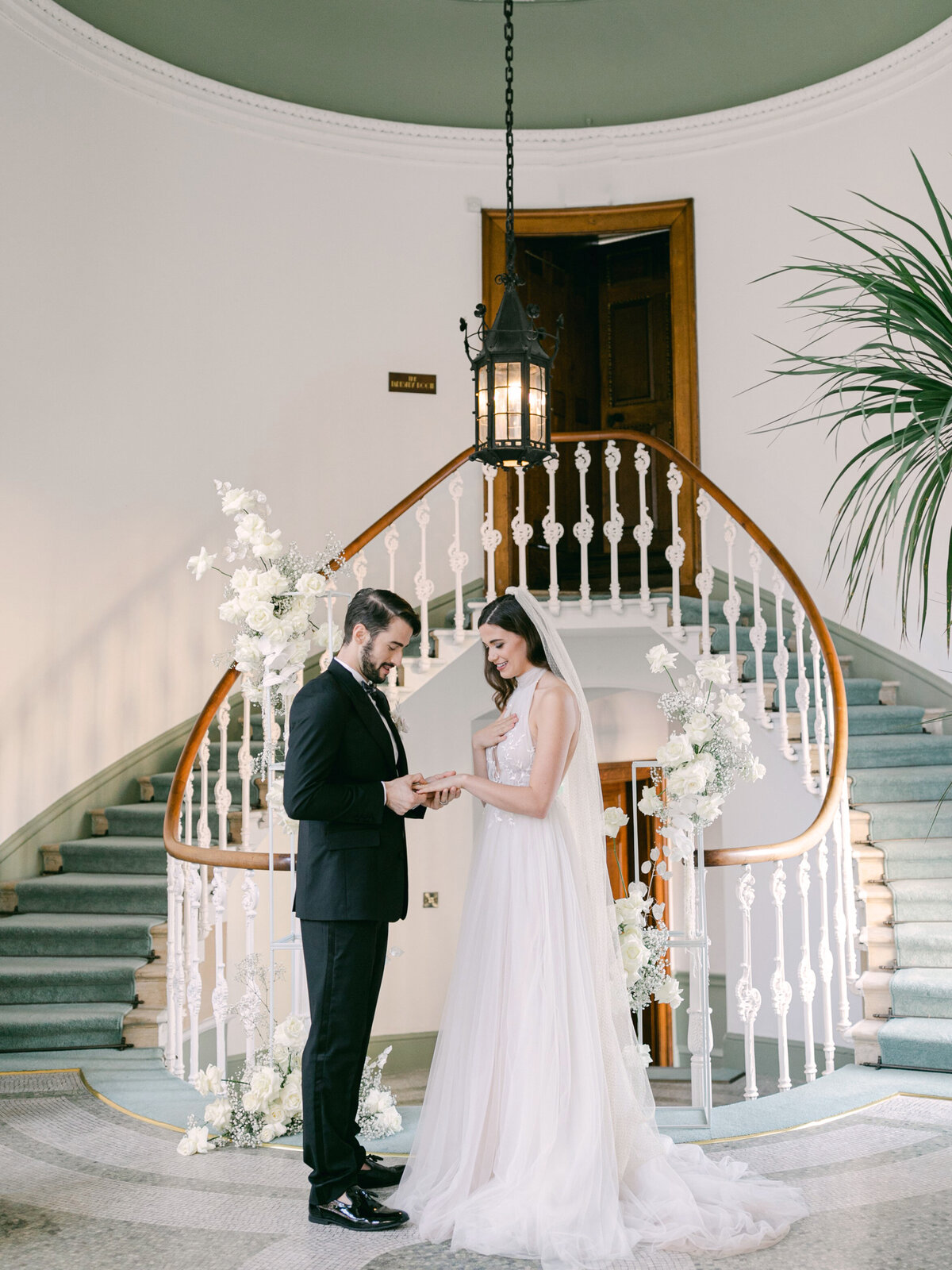 The Stars Inside - Hawkstone Hall Elopement (19)