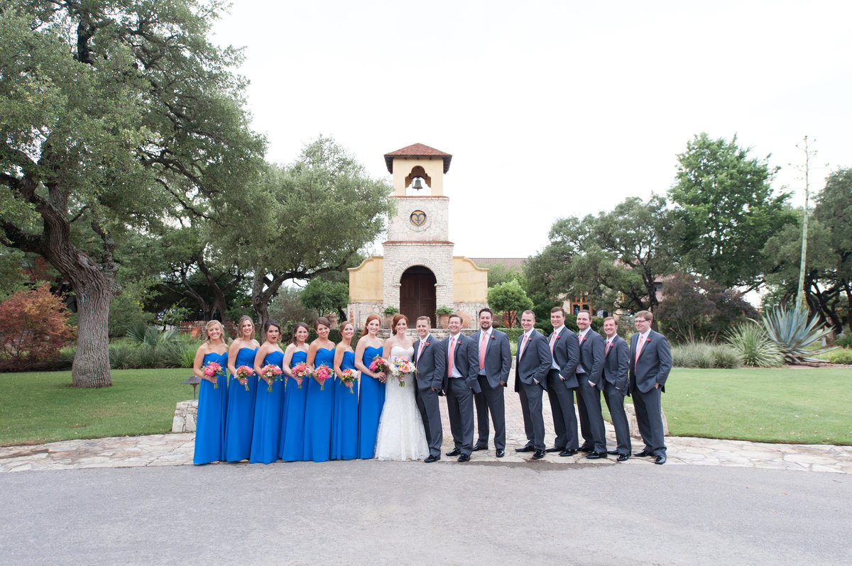 Colorful and Cheerful Hill Country Wedding Portraits (350)