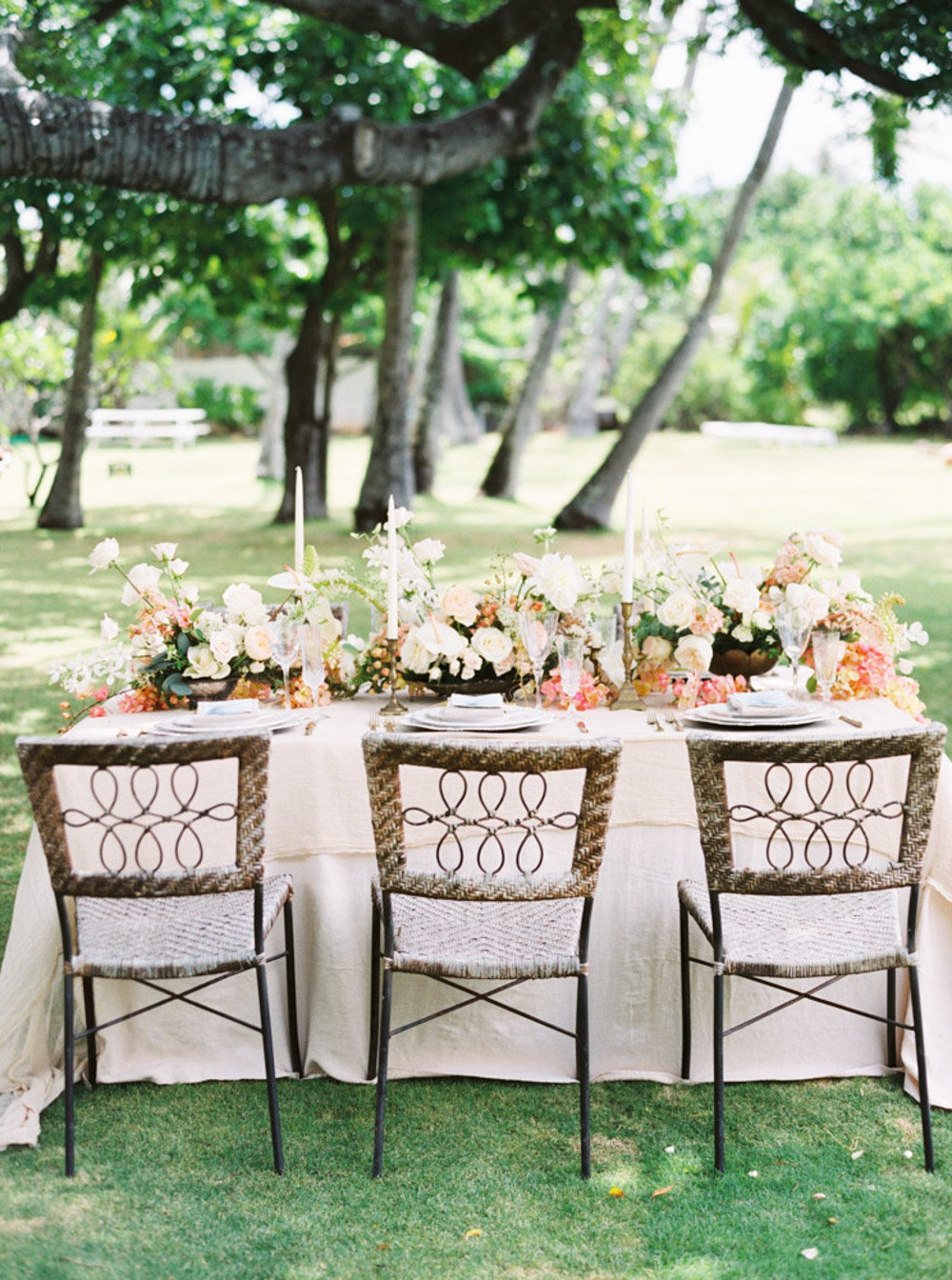 Hawaii Destination Wedding Photographer Sheri McMahon - Fine Art Film Tropical Hawaii Wedding Inspiration-00017