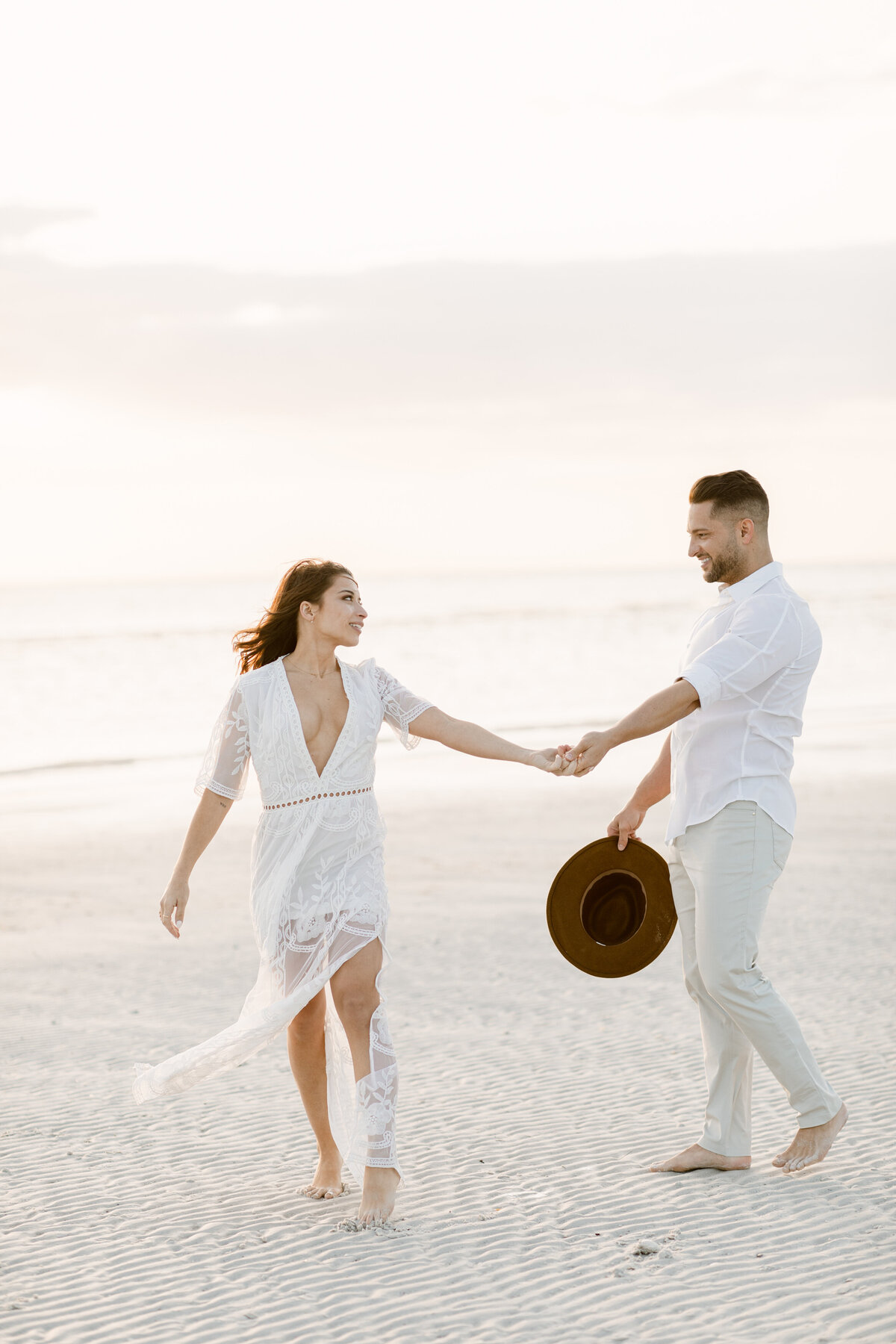 Beach Elopement in Saint Petersburg, Florida 34