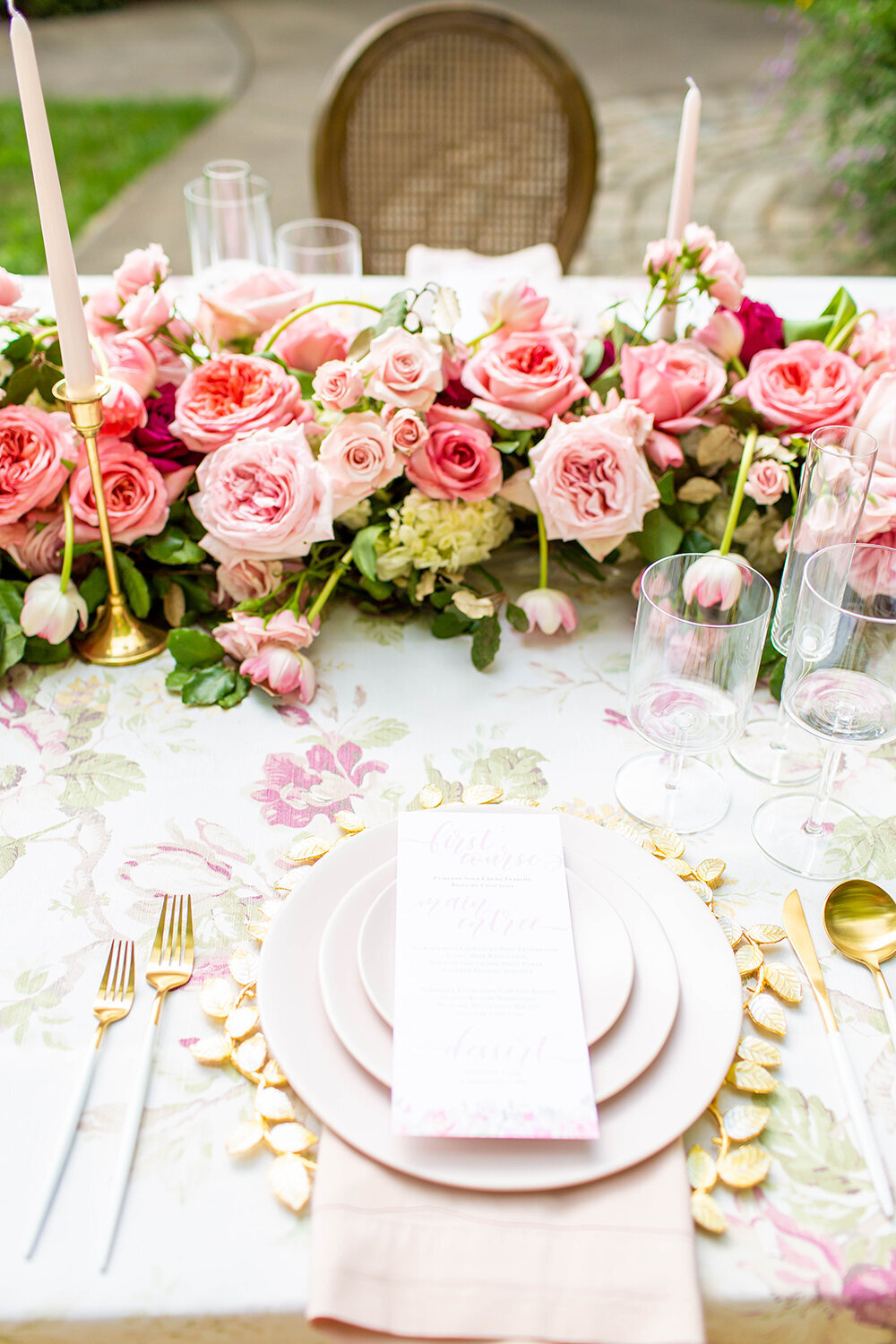 hope taylor workshop vellum floral wedding invitation vintage stamps 10