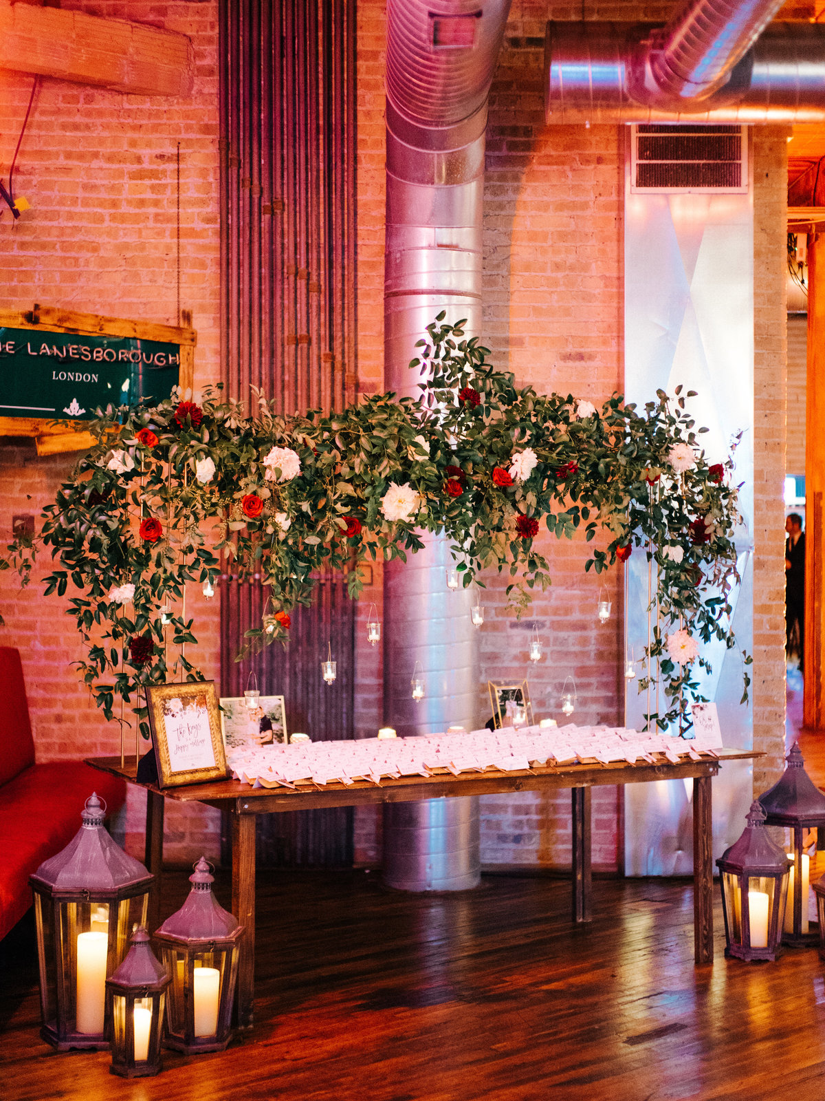 Lacuna Loft Red Fall Wedding_18