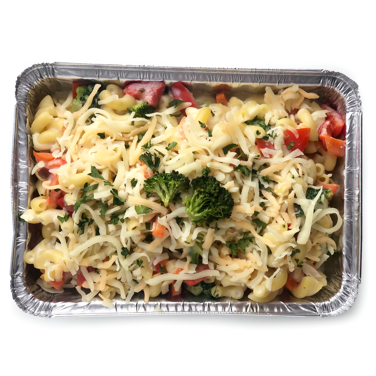 Whippt Kitchen Home meal delivery Veg Mac & Cheese Jan 2021