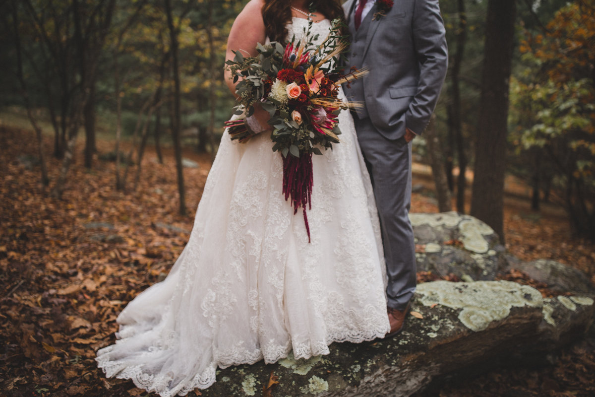 fall-bridal-bouquet-west-virginia