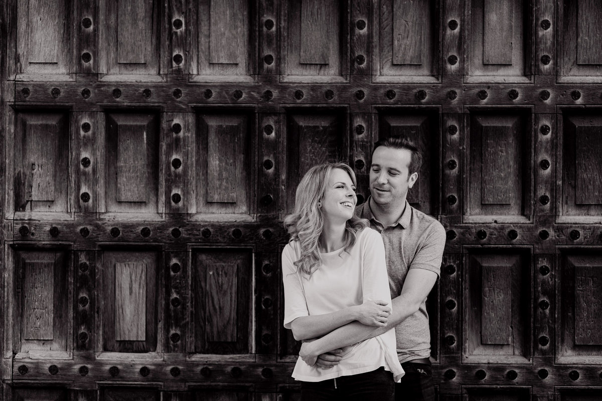Fun and quirky London Wedding Engagement Pictures