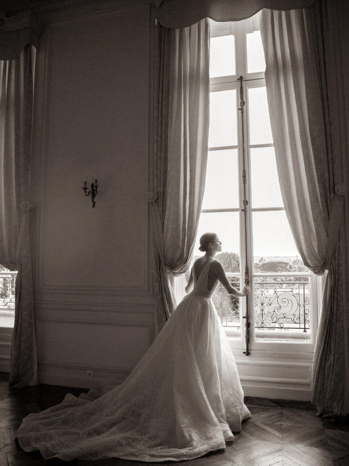 Luxurious french chateau wedding amelia soegijono0051