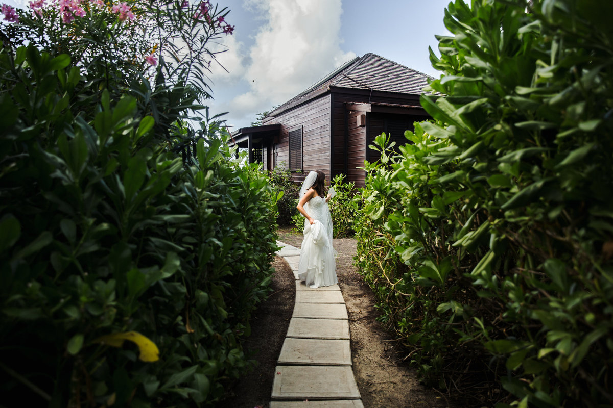 Hermitage Bay Antigua & Barbuda Destination Wedding 107