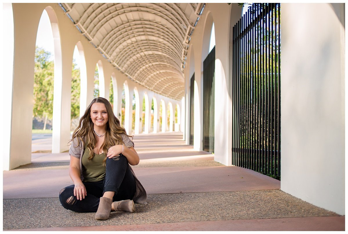 Escondido Senior Portraits