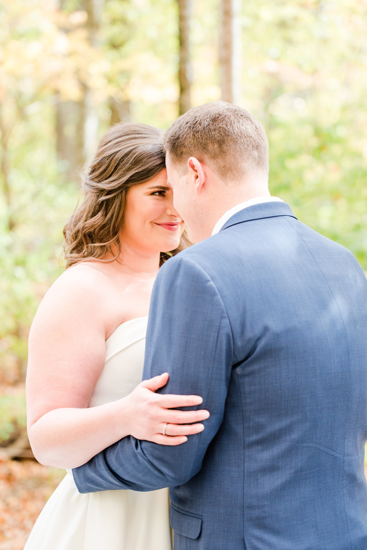 Newlywed Portraits Cait Potter Creative LLC Milltop Potters Bridge Noblesville Square Courthouse Wedding-3