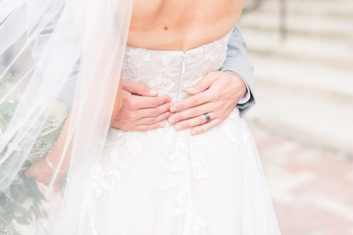 Kara Webster Photography | Meredith & Tyler | University Of Dayton Marriott Wedding Photographer_0058