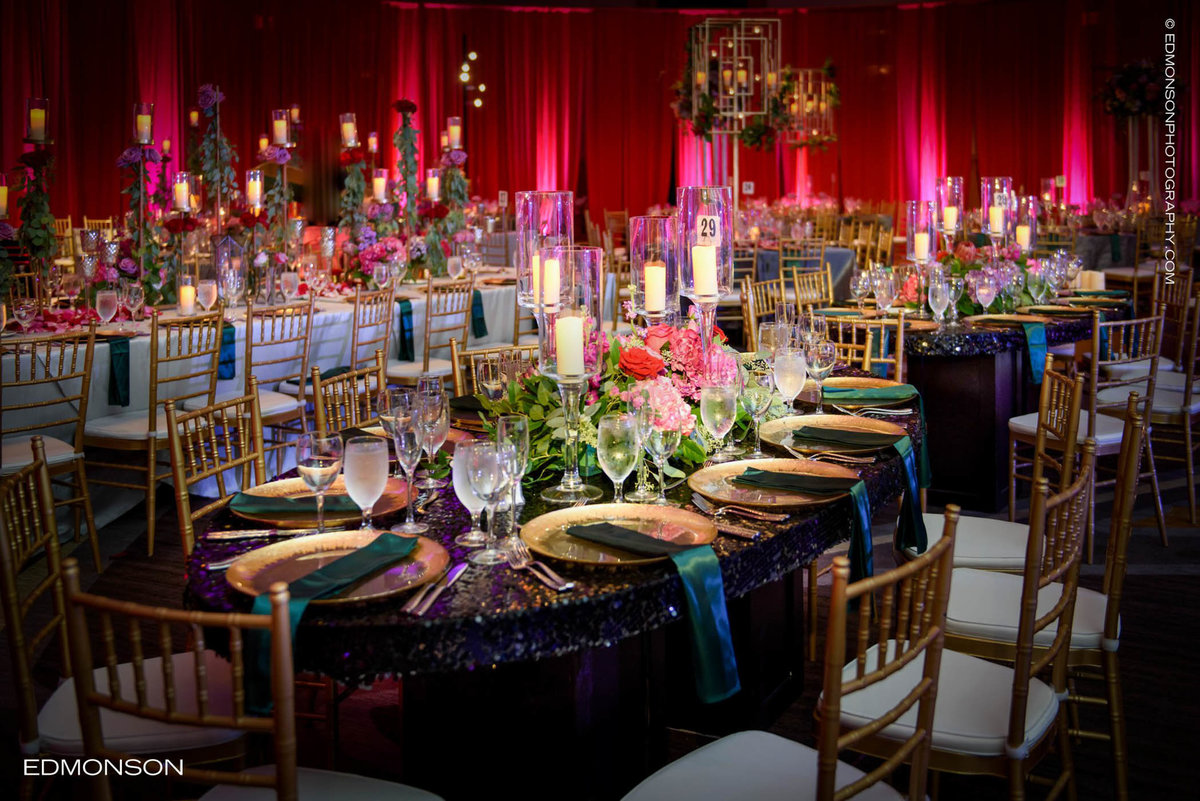 Wedding Reception at Omni Dallas Hotel-4
