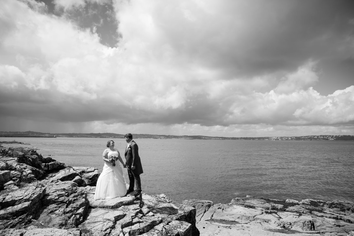berryhead hotel wedding photography