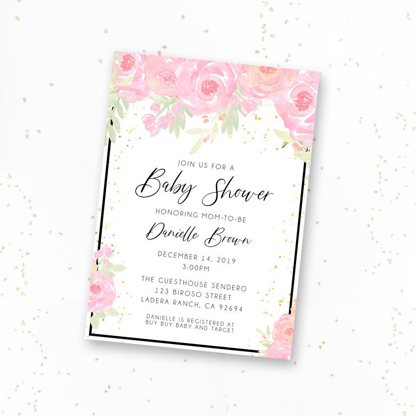 pirouettepaper.com | Party and Wedding Stationery, Signage and Invitations | Pirouette Paper Company | Downloadable Party Invitations | Cute Party Themes 55