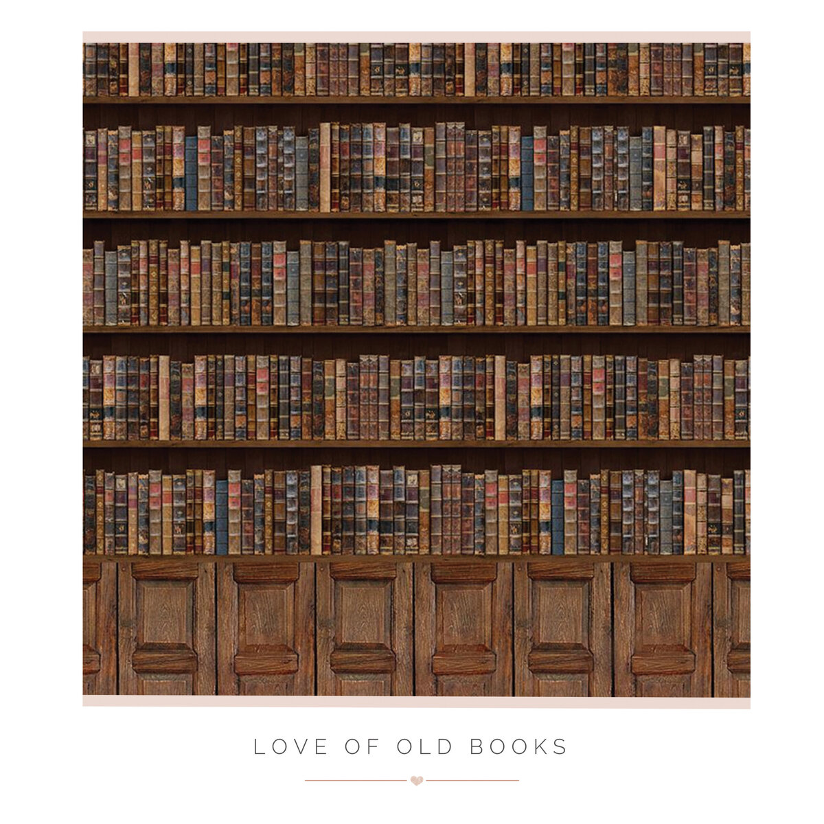 Love of Old Books