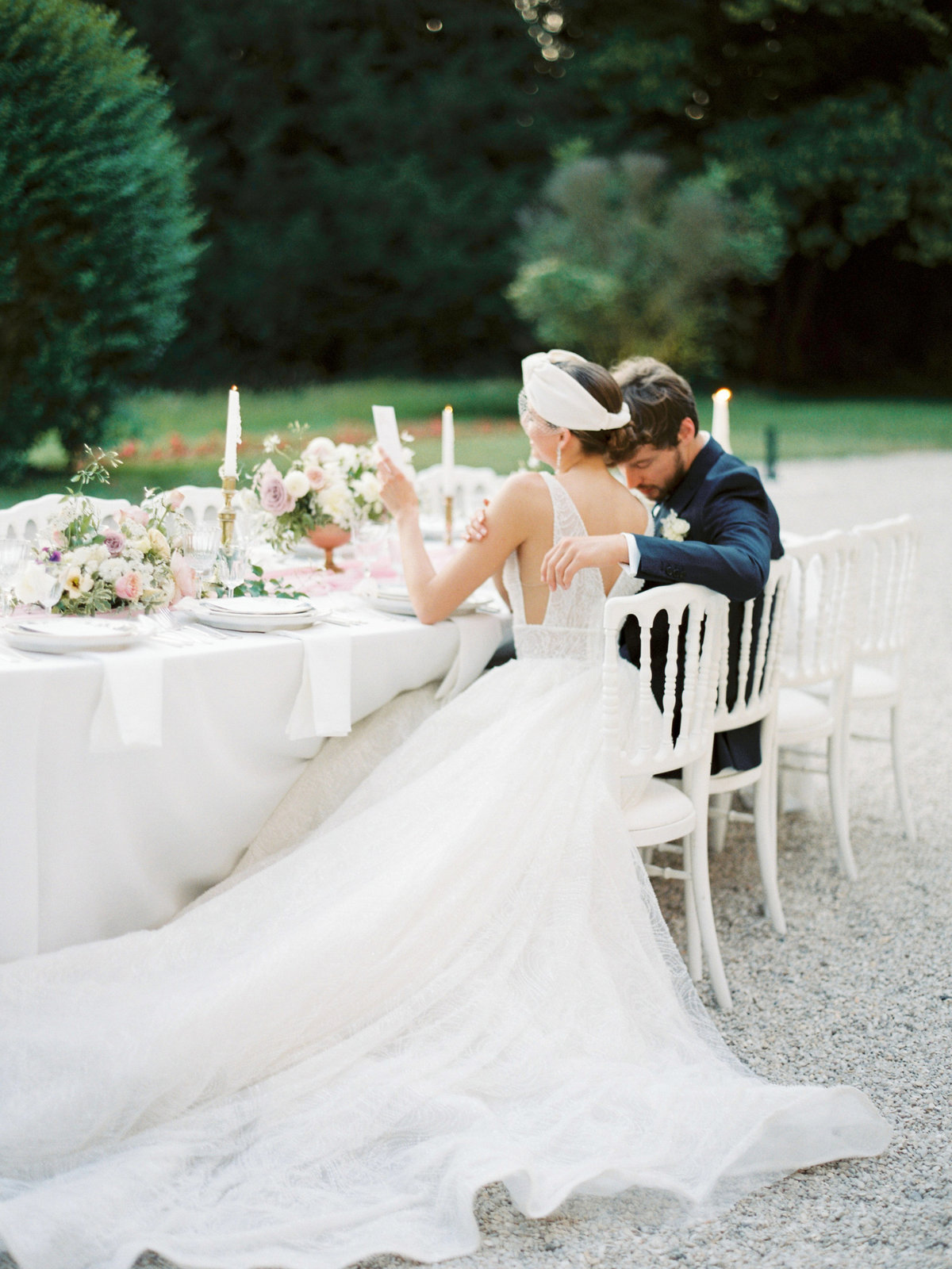 Luxurious french chateau wedding amelia soegijono0054