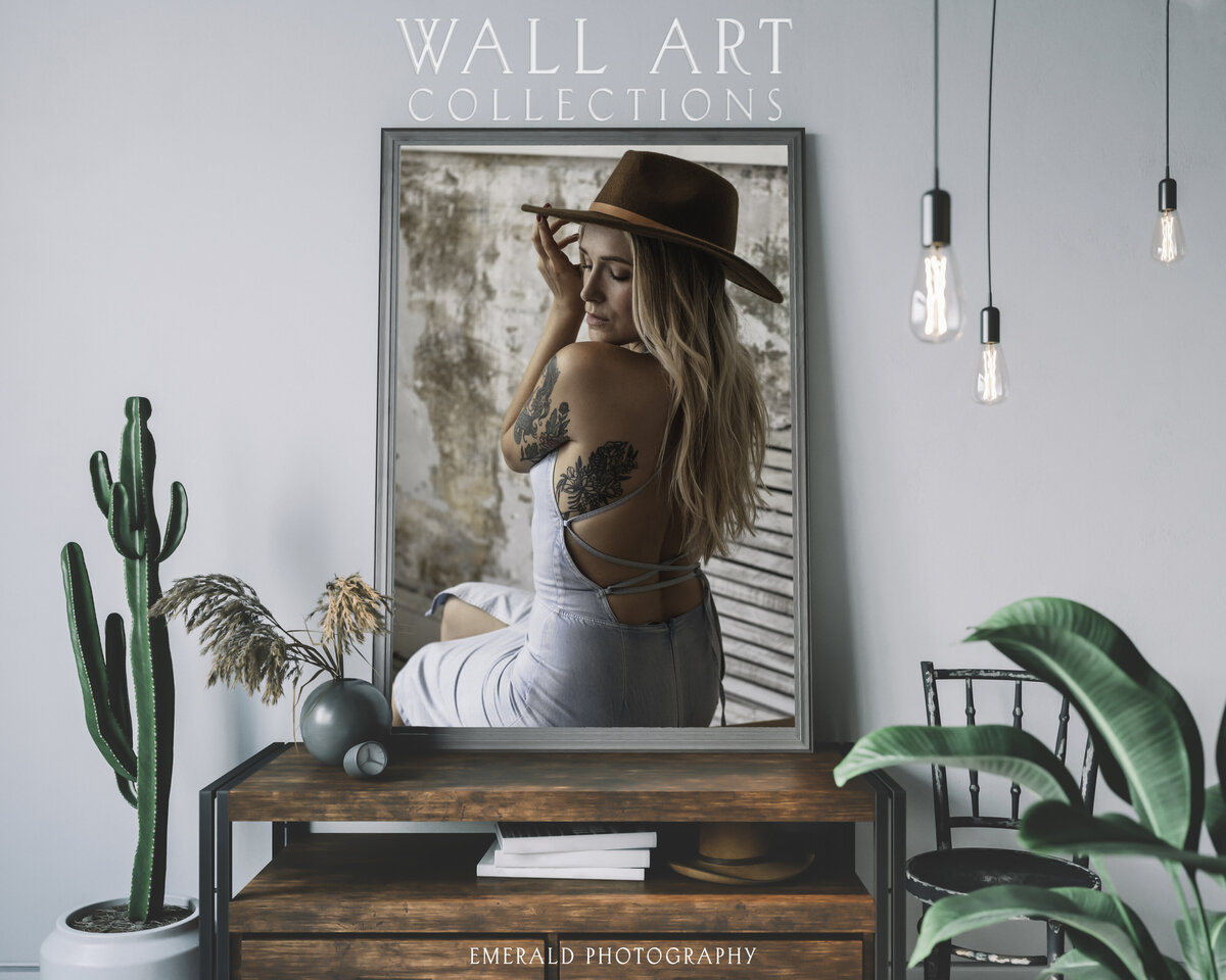 Wall Art Collection 1 wt