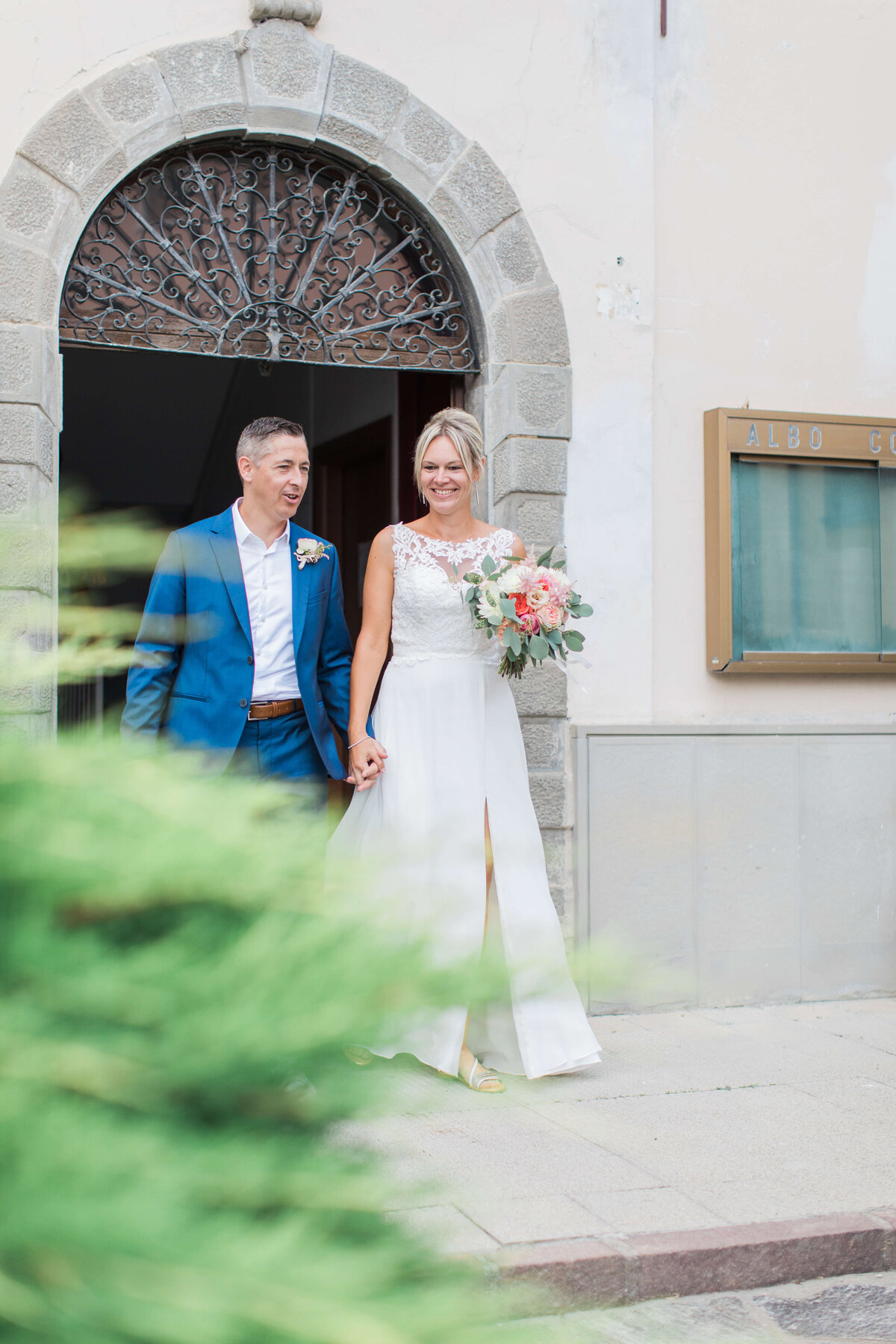Wedding K&D - Lago d'Iseo - Italy 2018 26