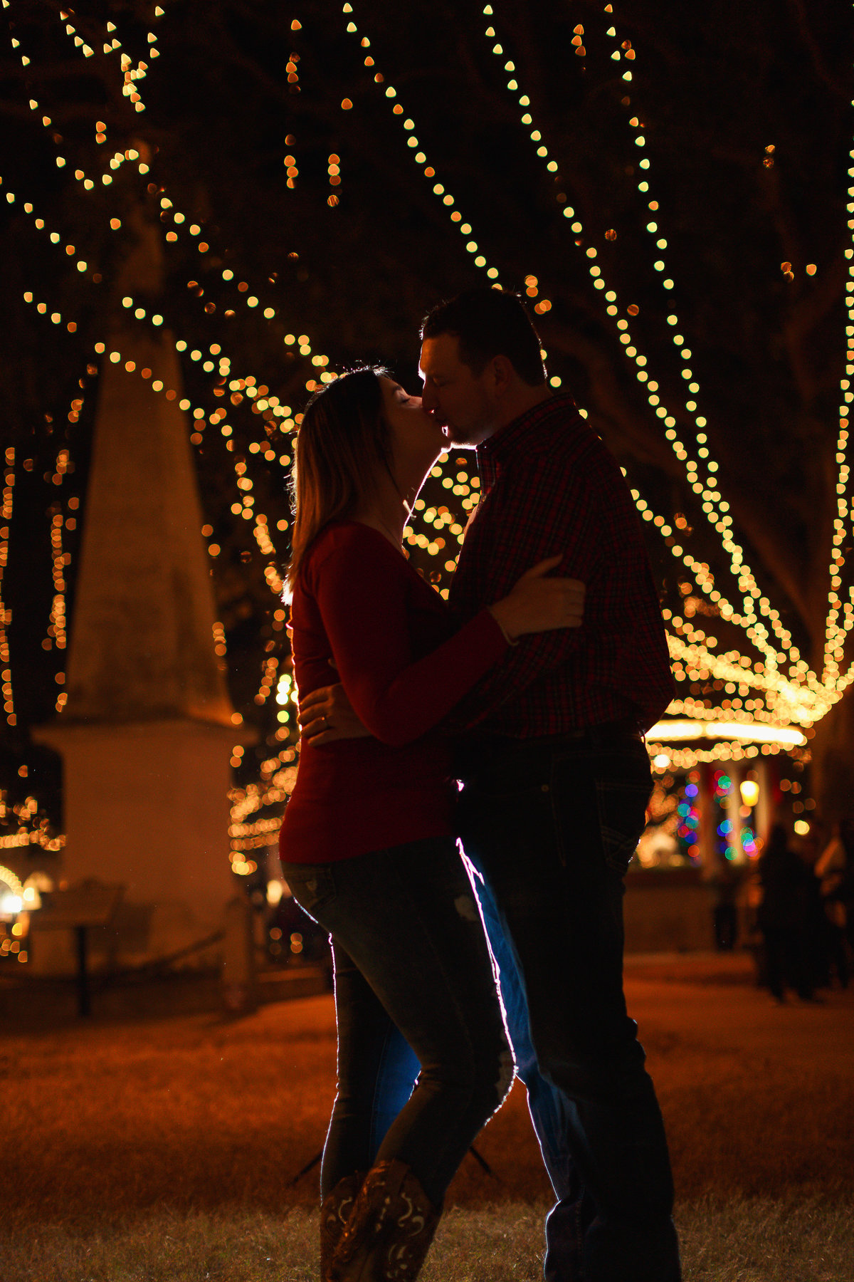 St.-Augustine-Bridge-Of-Lions-Night-of-Lights-Couple-Jessica-Lea-IMG-055